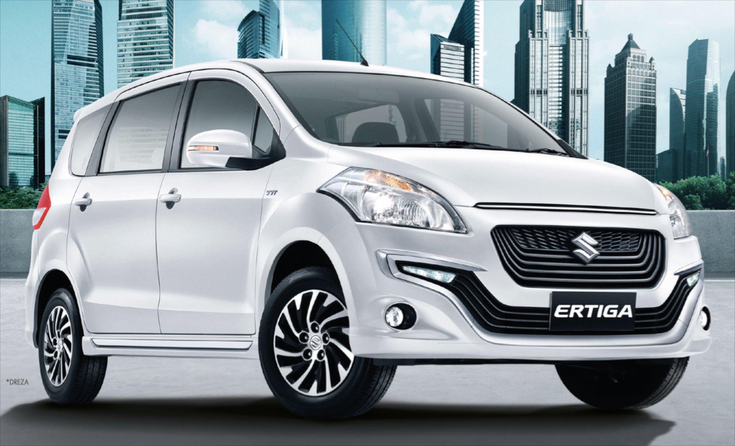 Suzuki Ertiga, Dreza launched in Thailand, from RM76k