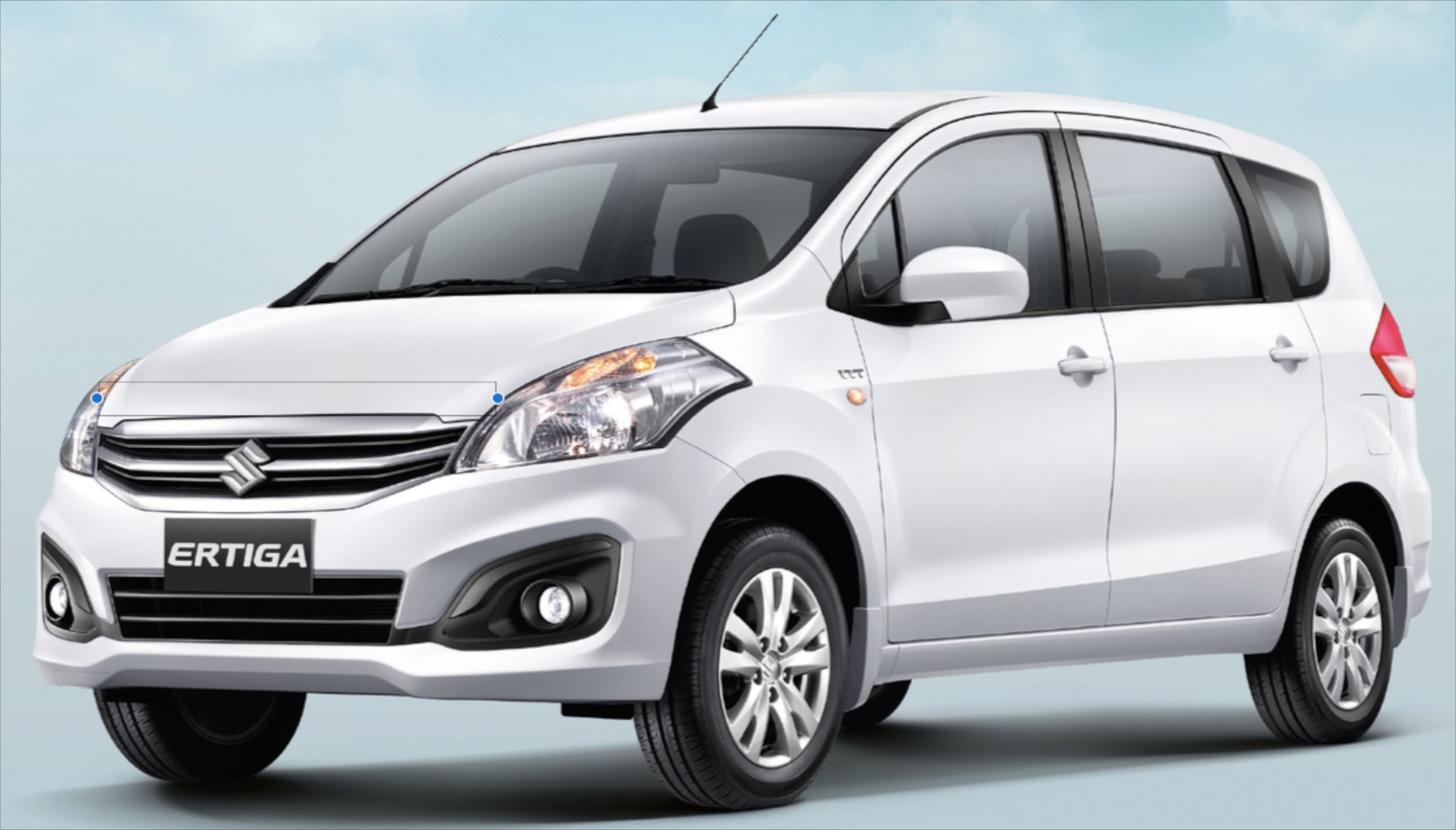 Suzuki Ertiga Diesel to debut in Indonesia early 2017