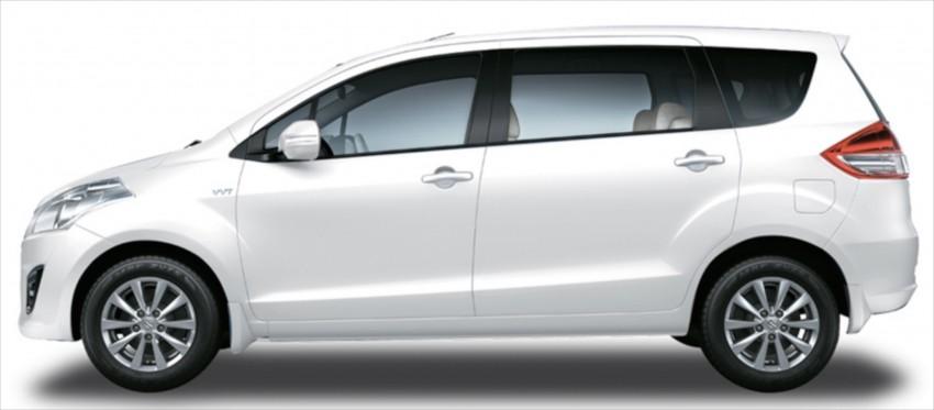 Suzuki Ertiga, Dreza launched in Thailand, from RM76k Image #441918