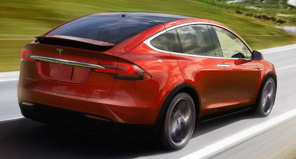 Tesla >> Tesla Model X Signature Red edition for CNY 2016 Paul Tan - Image 438944