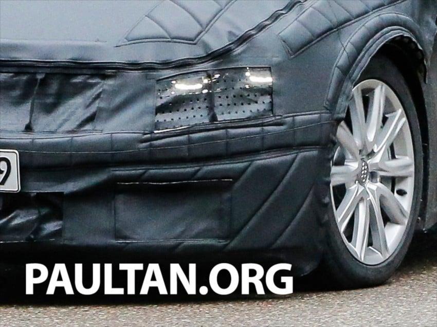 SPYSHOTS: Next-gen Volkswagen Phaeton – is this it? Image #438521
