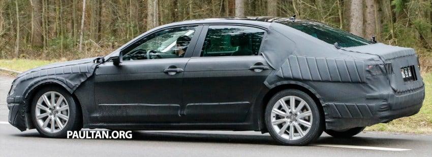 SPYSHOTS: Next-gen Volkswagen Phaeton – is this it? Image #438525