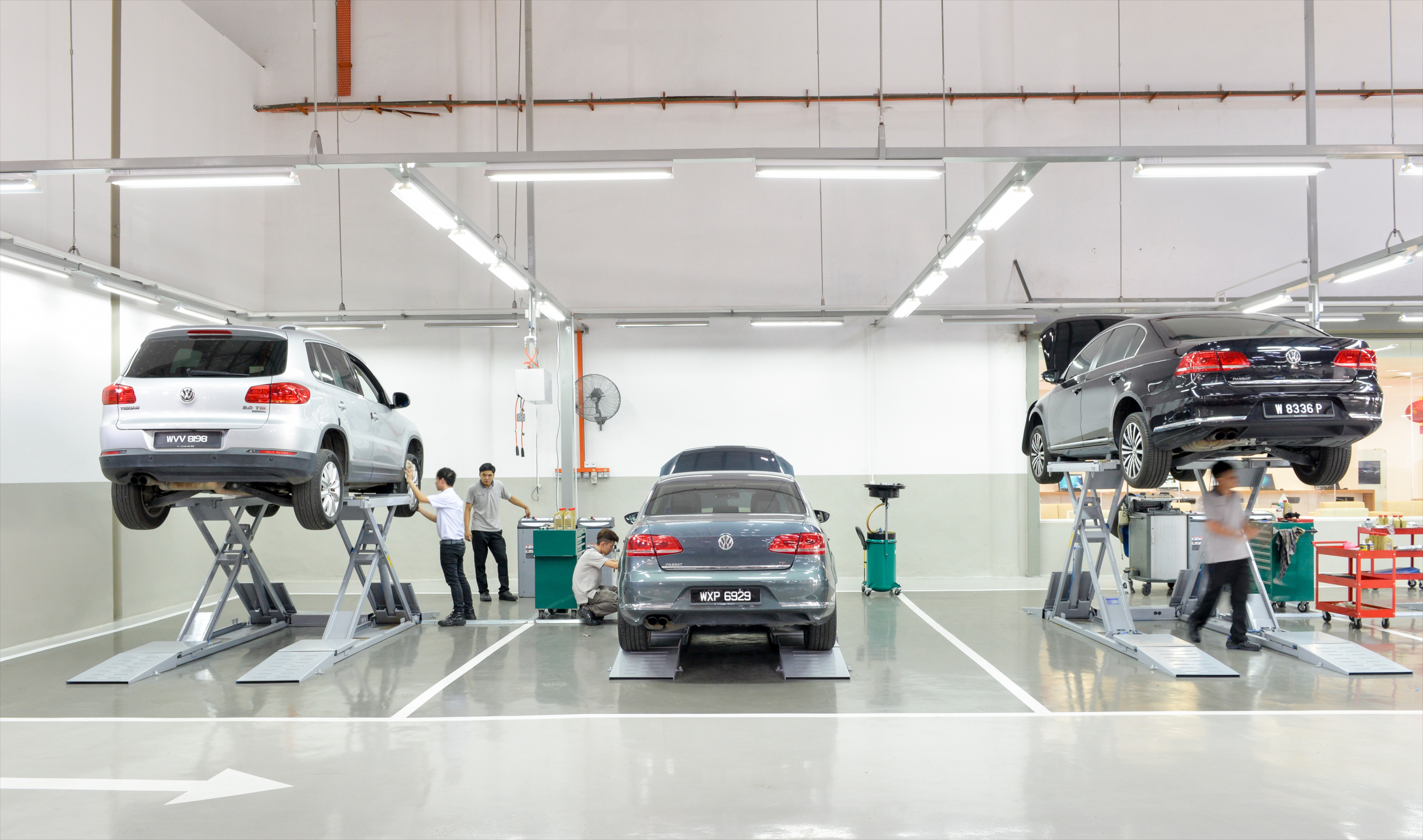 volkswagen moves asia pacific aftersales hub  malaysia faster supply  spare parts  region