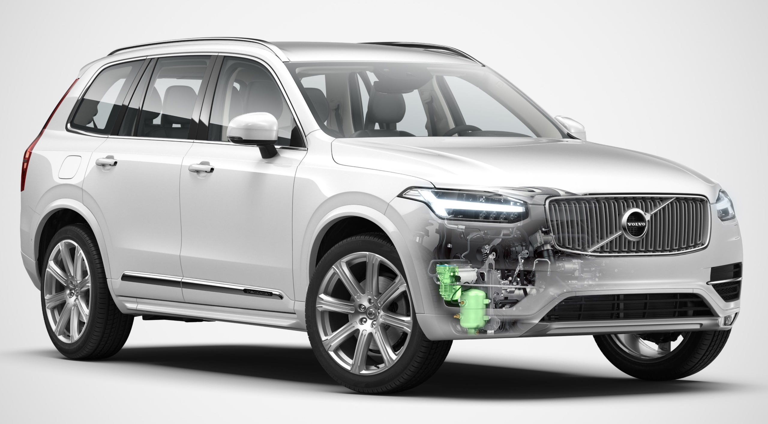 VIDEO: How Volvo overcomes turbo lag in its engines