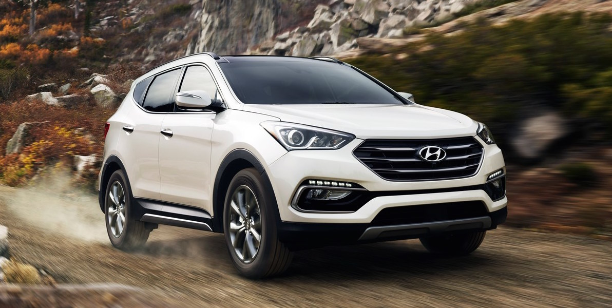 2017 hyundai sante fe and sante fe sport for the us image