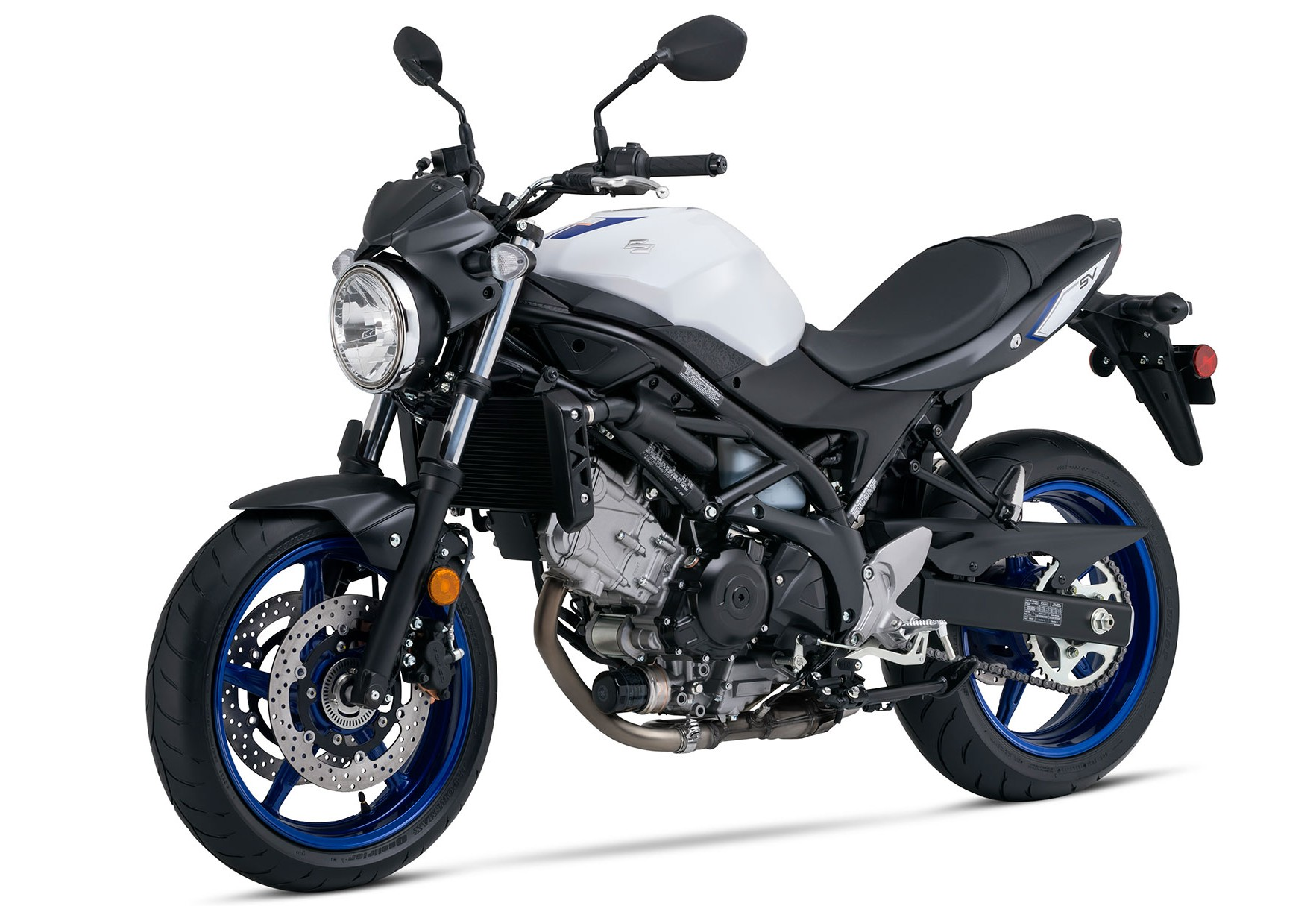 Vs  Suzuki Gxsr  Review