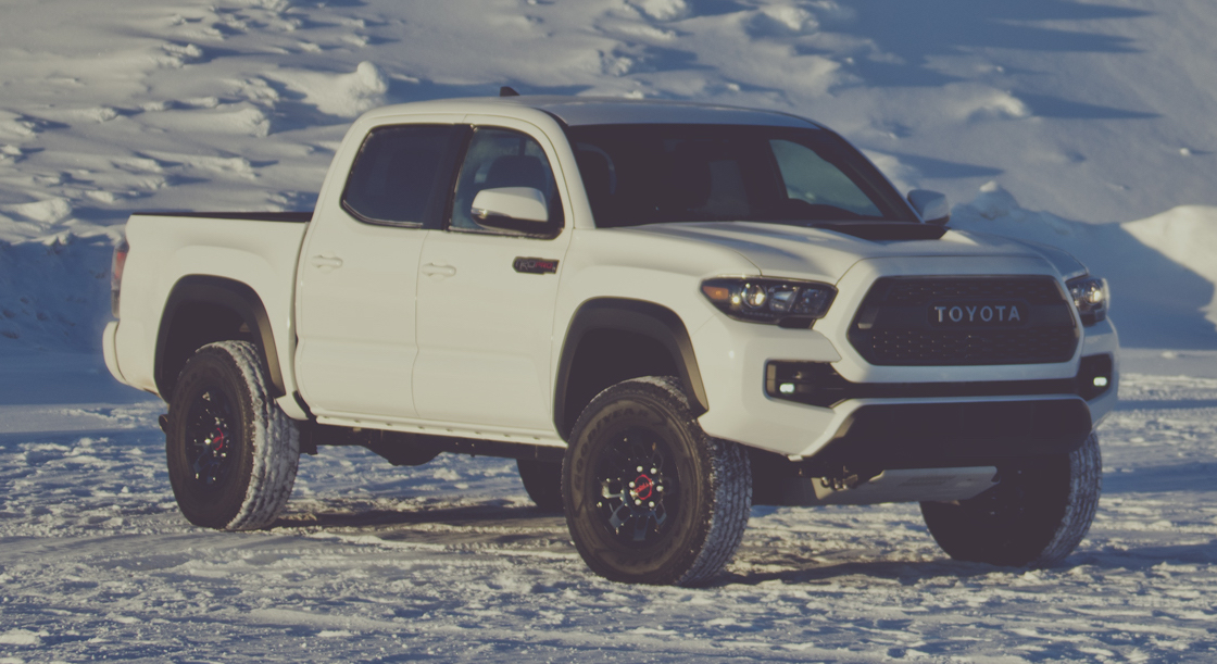 Back to Story: 2017 Toyota Tacoma TRD Pro – tougher look and feel