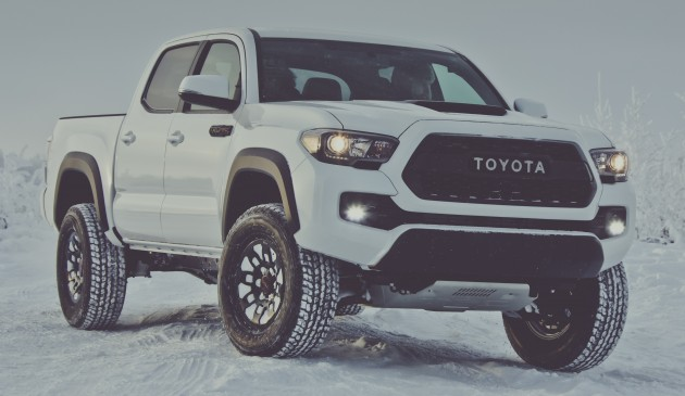 2017 Toyota Tacoma TRD Pro 30