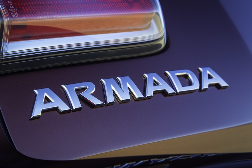 2017 Nissan Armada to debut at Chicago Auto show Image #439724