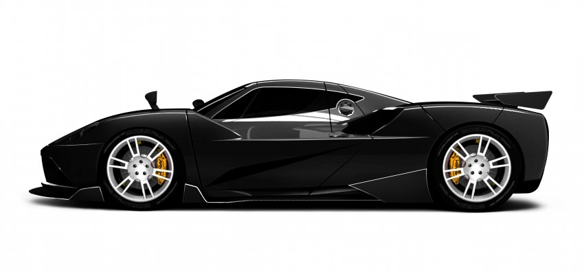 Arash AF10 Hybrid with 2,080 hp and new AF8 Cassini to debut in Geneva – between RM1.08 mil to RM7.2 mil Image #445271