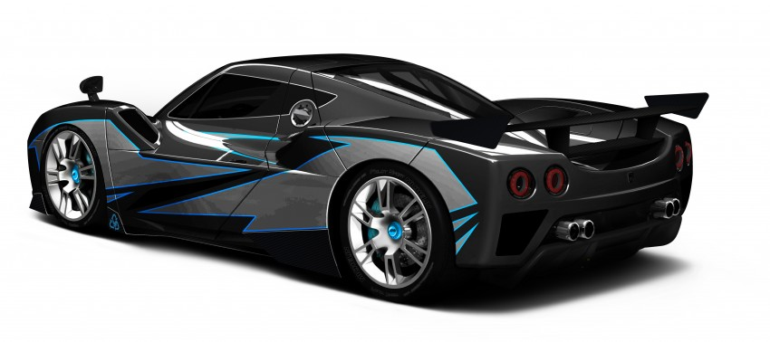 Arash AF10 Hybrid with 2,080 hp and new AF8 Cassini to debut in Geneva – between RM1.08 mil to RM7.2 mil Image #445284