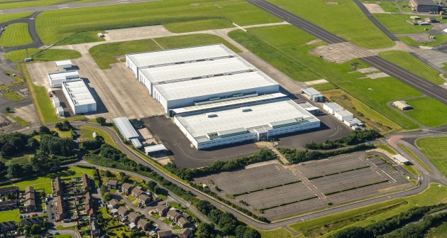 Aston Martin St Athan facility-01