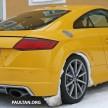 Audi TT-RS 8