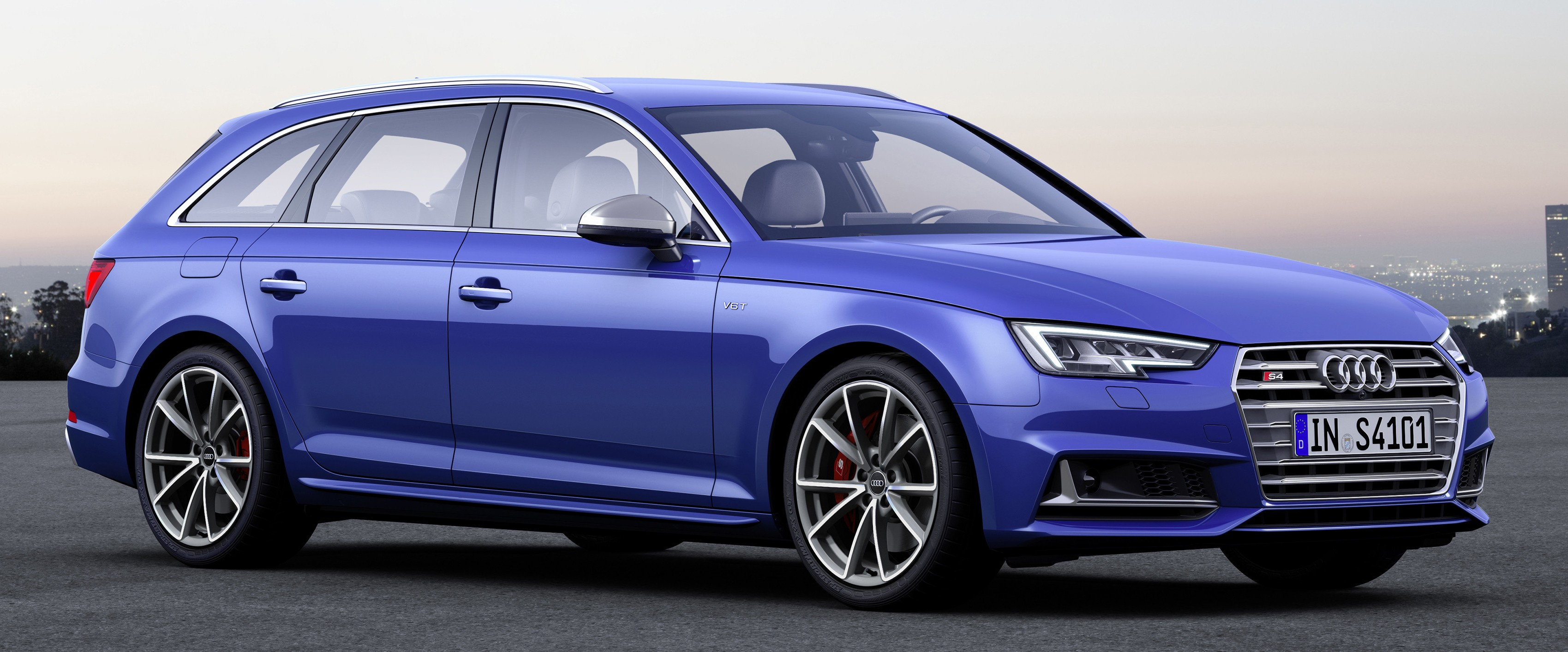 B9 Audi S4 Avant Revealed 354 Hp 500 Nm Estate Paul Tan