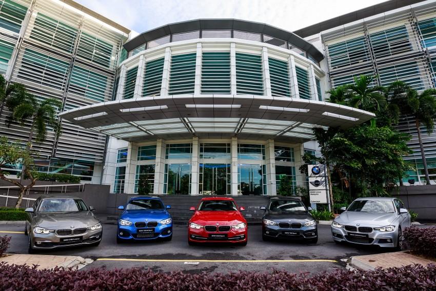 BMW Malaysia terima Insentif Status EEV untuk 1 Series dan 3 Series – harga turun sehingga 8% Image #447962