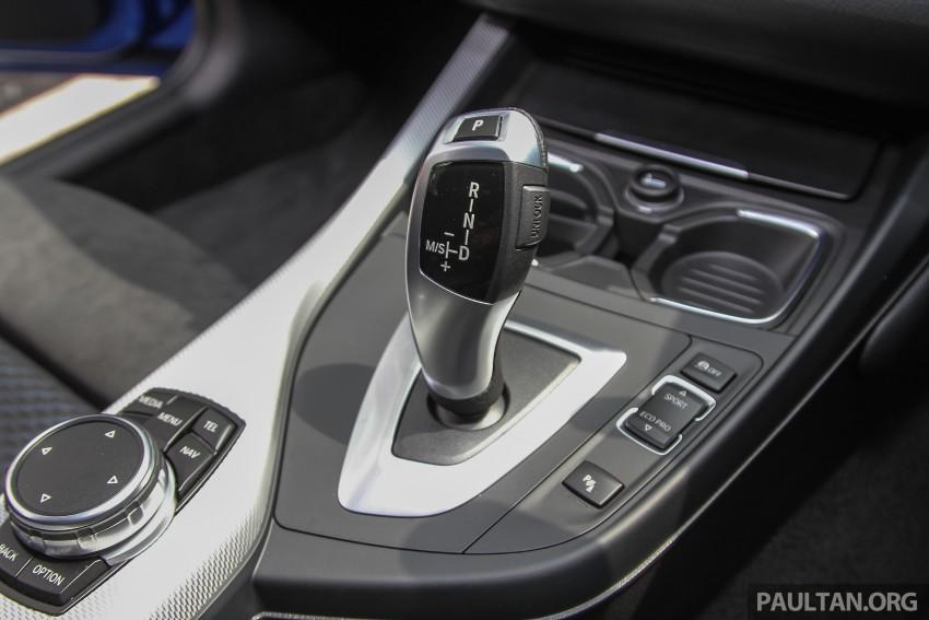 BMW Malaysia terima Insentif Status EEV untuk 1 Series dan 3 Series – harga turun sehingga 8% Image #448526