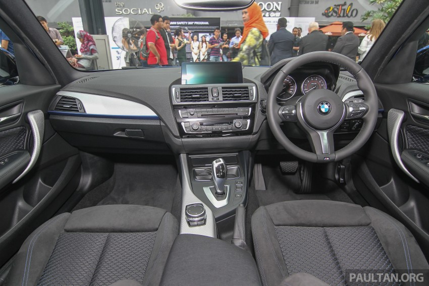 BMW Malaysia terima Insentif Status EEV untuk 1 Series dan 3 Series – harga turun sehingga 8% Image #448529