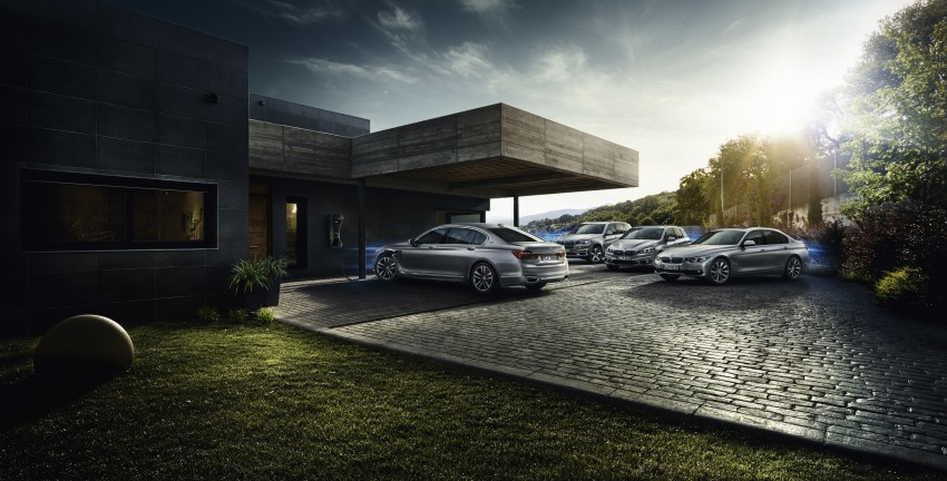 BMW 740e iPerformance full details revealed – 2.0 litre PHEV, 326 hp, 0-100 km/h in 5.6 seconds, 2.1 l/100 km Image #440324