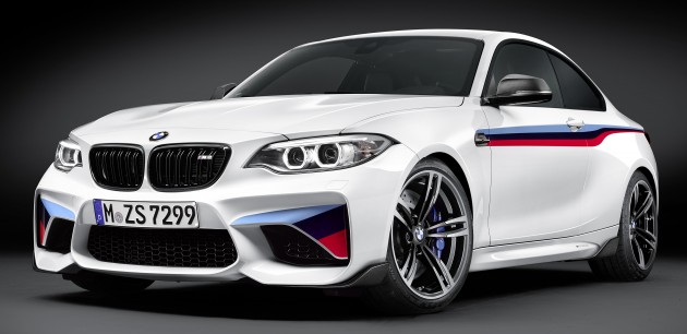 BMW M2 Coupe M Performance Parts 1