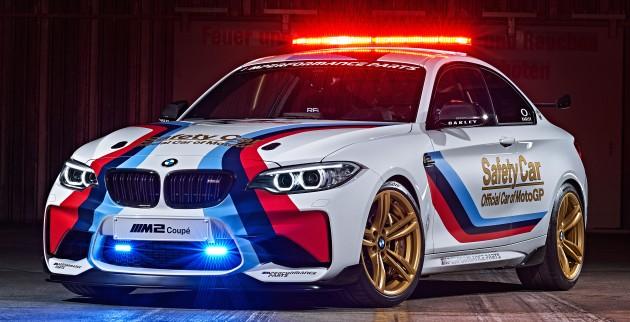 BMW M2 MotoGP Safety Car 2
