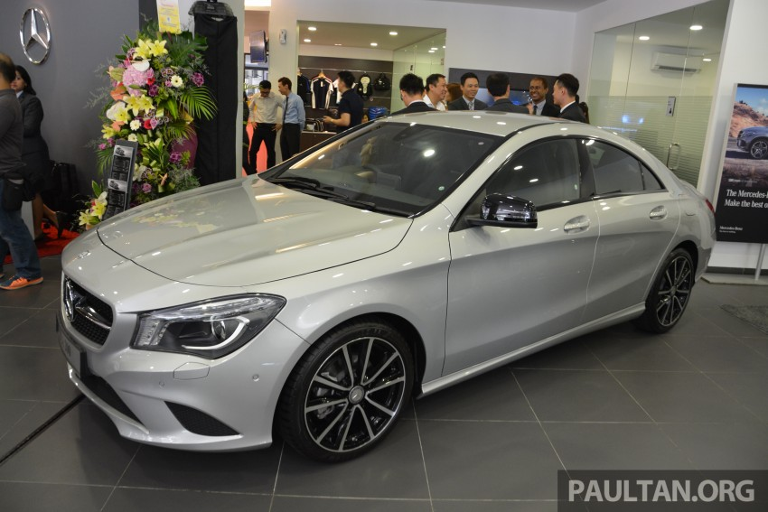 mercedes benz malaysia and cycle carriage bintang unveil revamped. Cars Review. Best American Auto & Cars Review