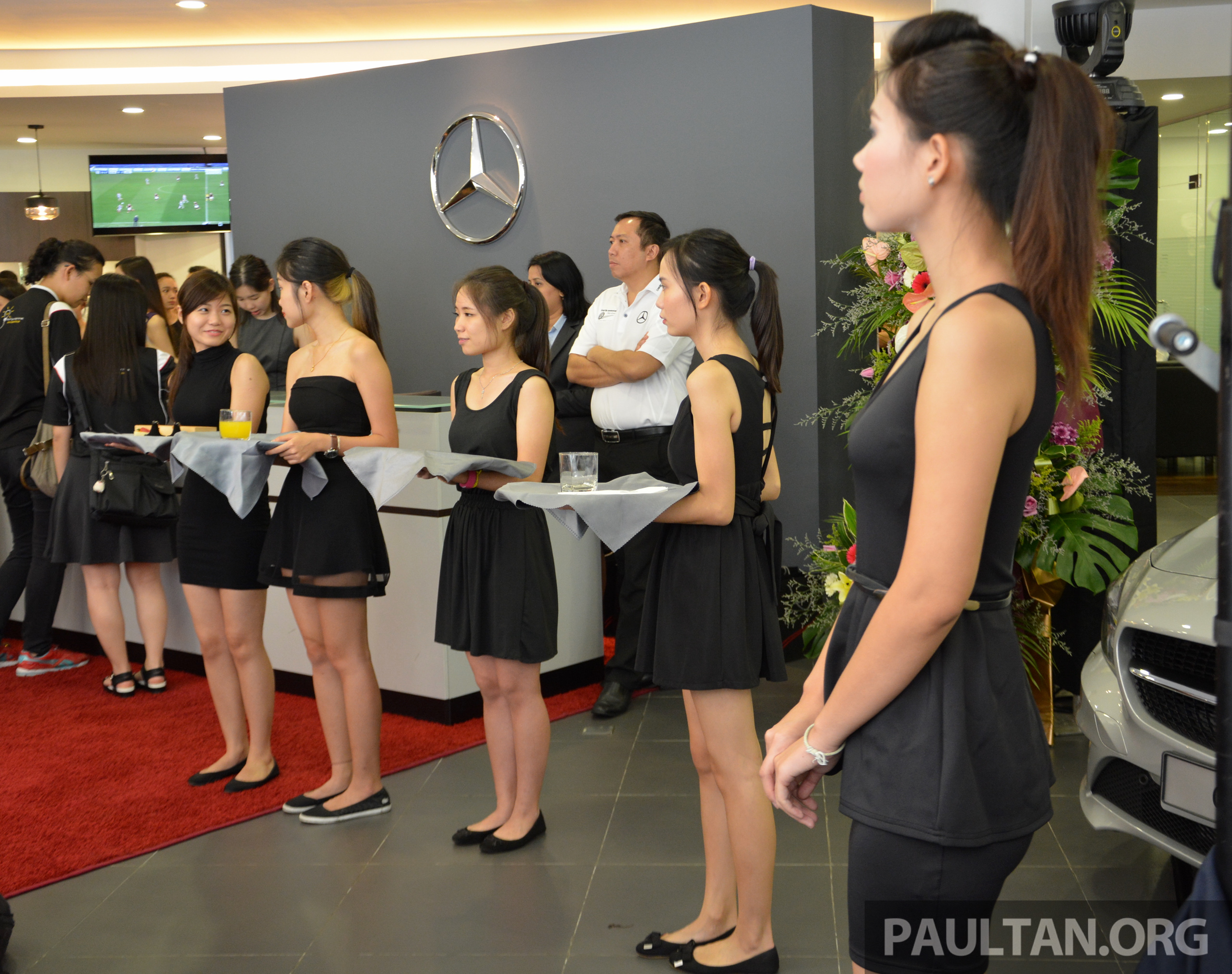 Mercedes Benz Malaysia And Cycle U0026 Carriage Bintang Unveil Revamped  Georgetown Autohaus In Penang Image