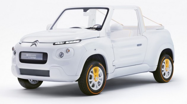 Citroen E-Mehari by Courreges-1