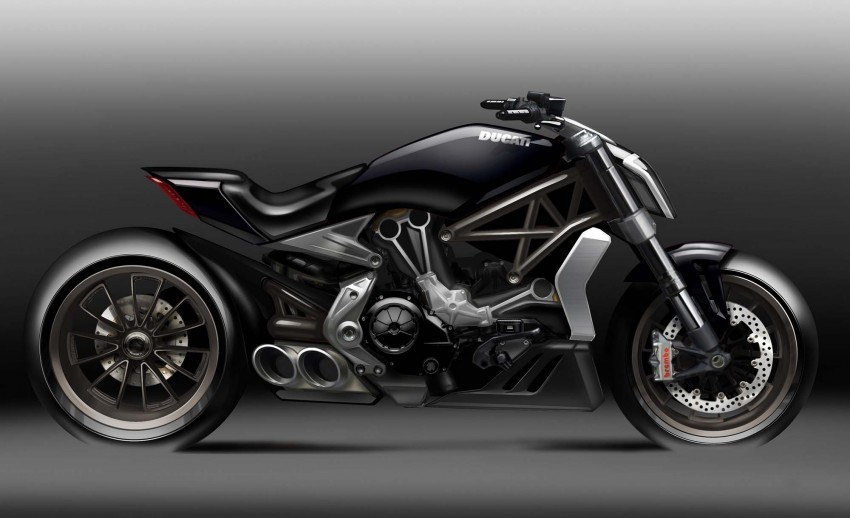 2016 Ducati XDiavel photo gallery – such a tease Image 446769