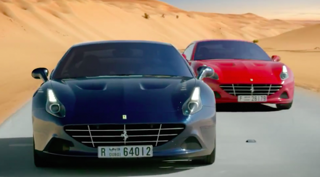 Ferrari California T Deserto Rosso screenshot-01