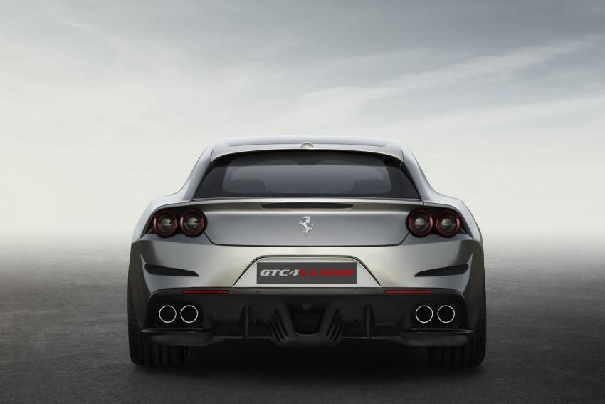 Ferrari GTC4 Lusso pengganti FF – kuasa 680 hp Image #439444