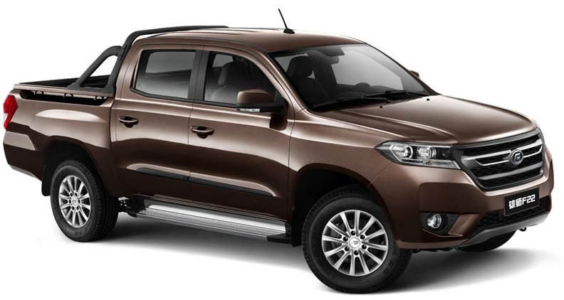 New Malaysian brand SAF to launch April – Striker pick-up and Landfort SUV based on Foday models Image #450865