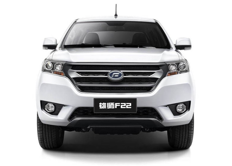 New Malaysian brand SAF to launch April – Striker pick-up and Landfort SUV based on Foday models Image #450866