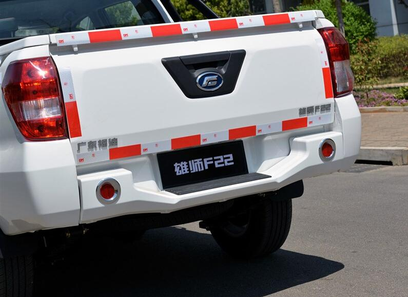 New Malaysian brand SAF to launch April – Striker pick-up and Landfort SUV based on Foday models Image #450886