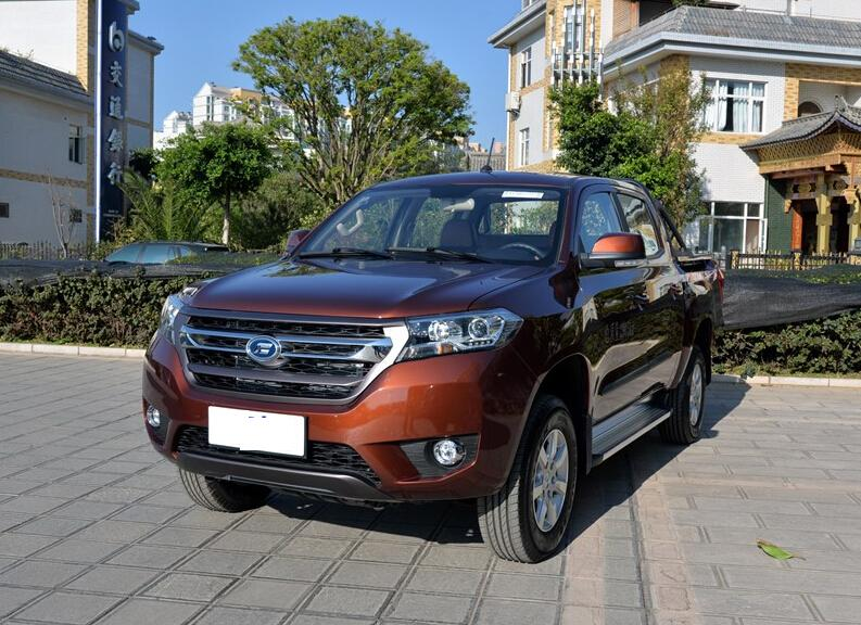 New Malaysian brand SAF to launch April – Striker pick-up and Landfort SUV based on Foday models Image #450887