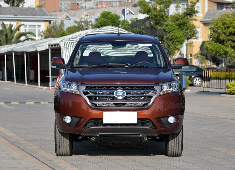 New Malaysian brand SAF to launch April – Striker pick-up and Landfort SUV based on Foday models Image #450888