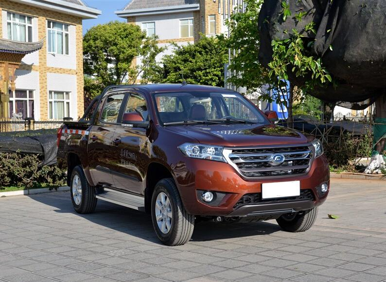 New Malaysian brand SAF to launch April – Striker pick-up and Landfort SUV based on Foday models Image #450889