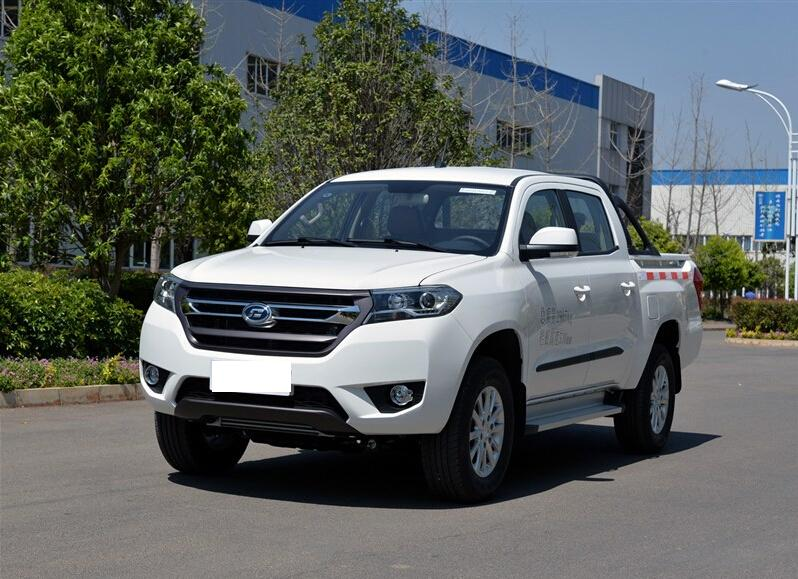 New Malaysian brand SAF to launch April – Striker pick-up and Landfort SUV based on Foday models Image #450890