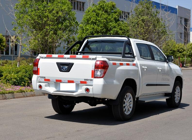 New Malaysian brand SAF to launch April – Striker pick-up and Landfort SUV based on Foday models Image #450895
