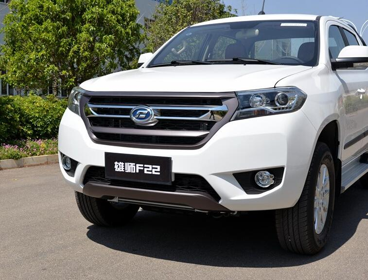 New Malaysian brand SAF to launch April – Striker pick-up and Landfort SUV based on Foday models Image #450896