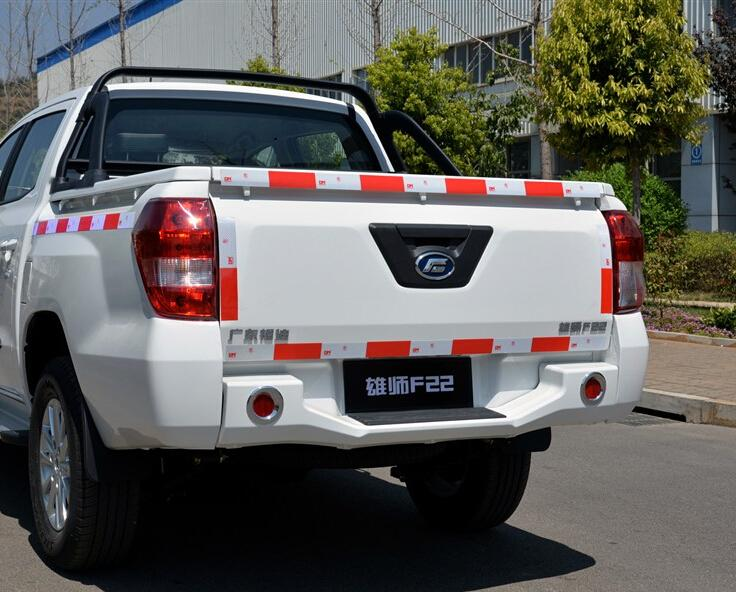 New Malaysian brand SAF to launch April – Striker pick-up and Landfort SUV based on Foday models Image #450900