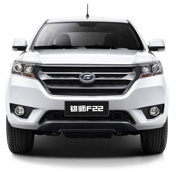 New Malaysian brand SAF to launch April – Striker pick-up and Landfort SUV based on Foday models Image #450869