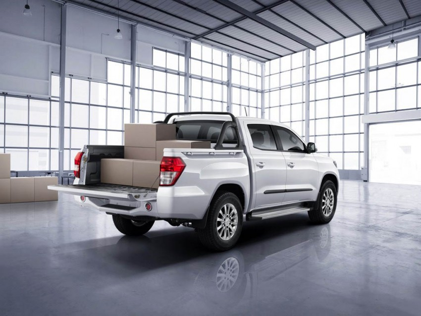 New Malaysian brand SAF to launch April – Striker pick-up and Landfort SUV based on Foday models Image #450925