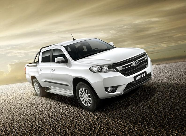 New Malaysian brand SAF to launch April – Striker pick-up and Landfort SUV based on Foday models Image #450871