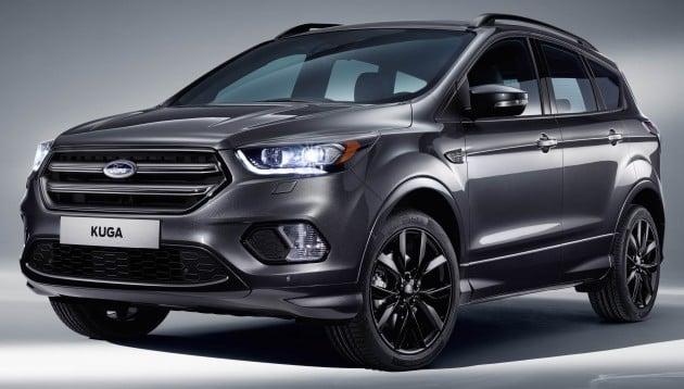 Ford Kuga facelift-01