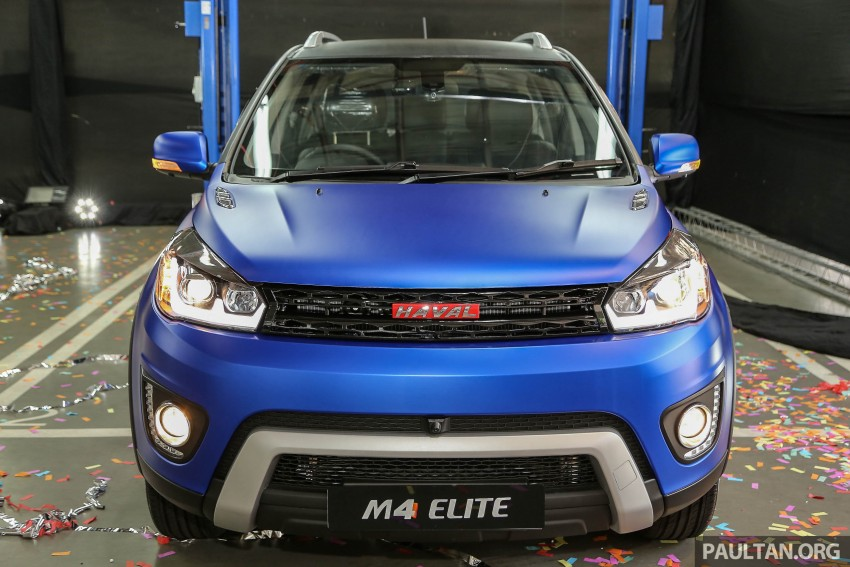 Haval M4 Elite launched in Malaysia, priced at RM73k; Great Wall Motors now officially rebranded as Haval Image #449148