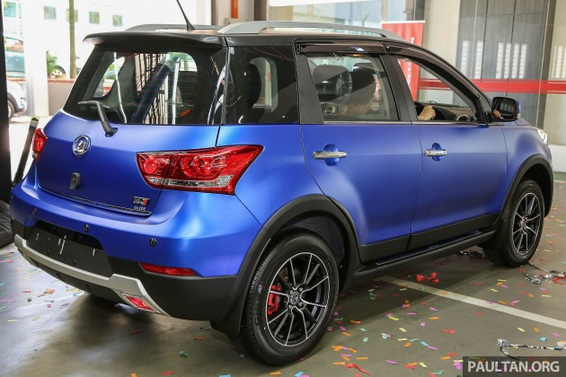 Haval M4 Elite launch 20