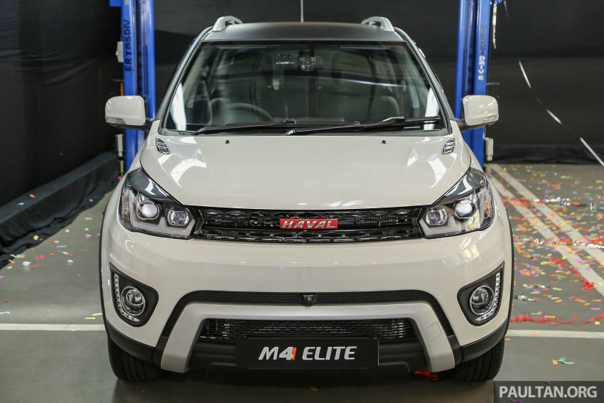 Haval M4 Elite launched in Malaysia, priced at RM73k; Great Wall Motors now officially rebranded as Haval Image #449176