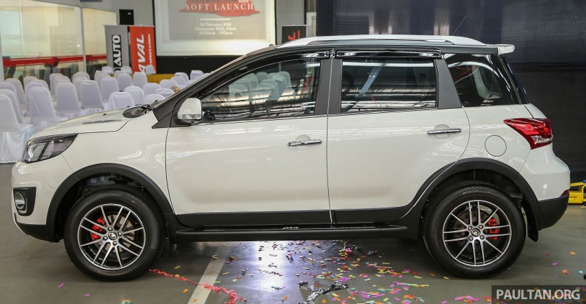 Haval M4 Elite launched in Malaysia, priced at RM73k; Great Wall Motors now officially rebranded as Haval Image #449178