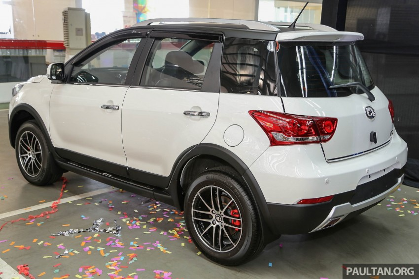 Haval M4 Elite launched in Malaysia, priced at RM73k; Great Wall Motors now officially rebranded as Haval Image #449181