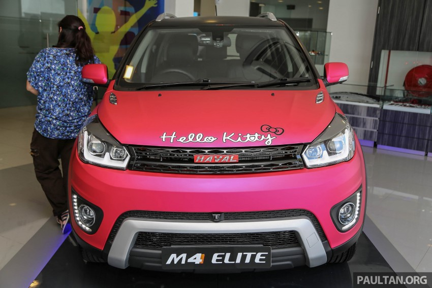 Haval M4 Elite launched in Malaysia, priced at RM73k; Great Wall Motors now officially rebranded as Haval Image #449182